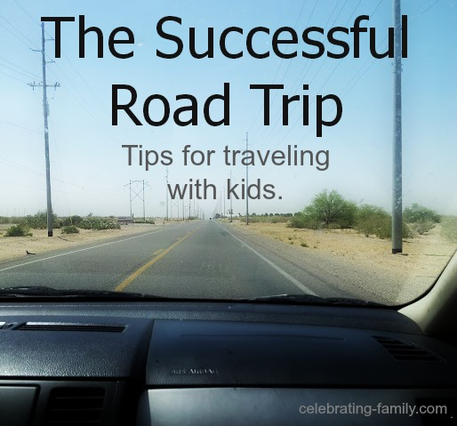 The Successful Road Trip | Tips for Traveling With Kids