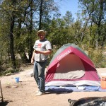 Let's Go Camping!  Camping Tips for Families