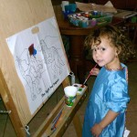 Growing Little Artists