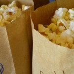Popcorn Bags – A Practical Craft