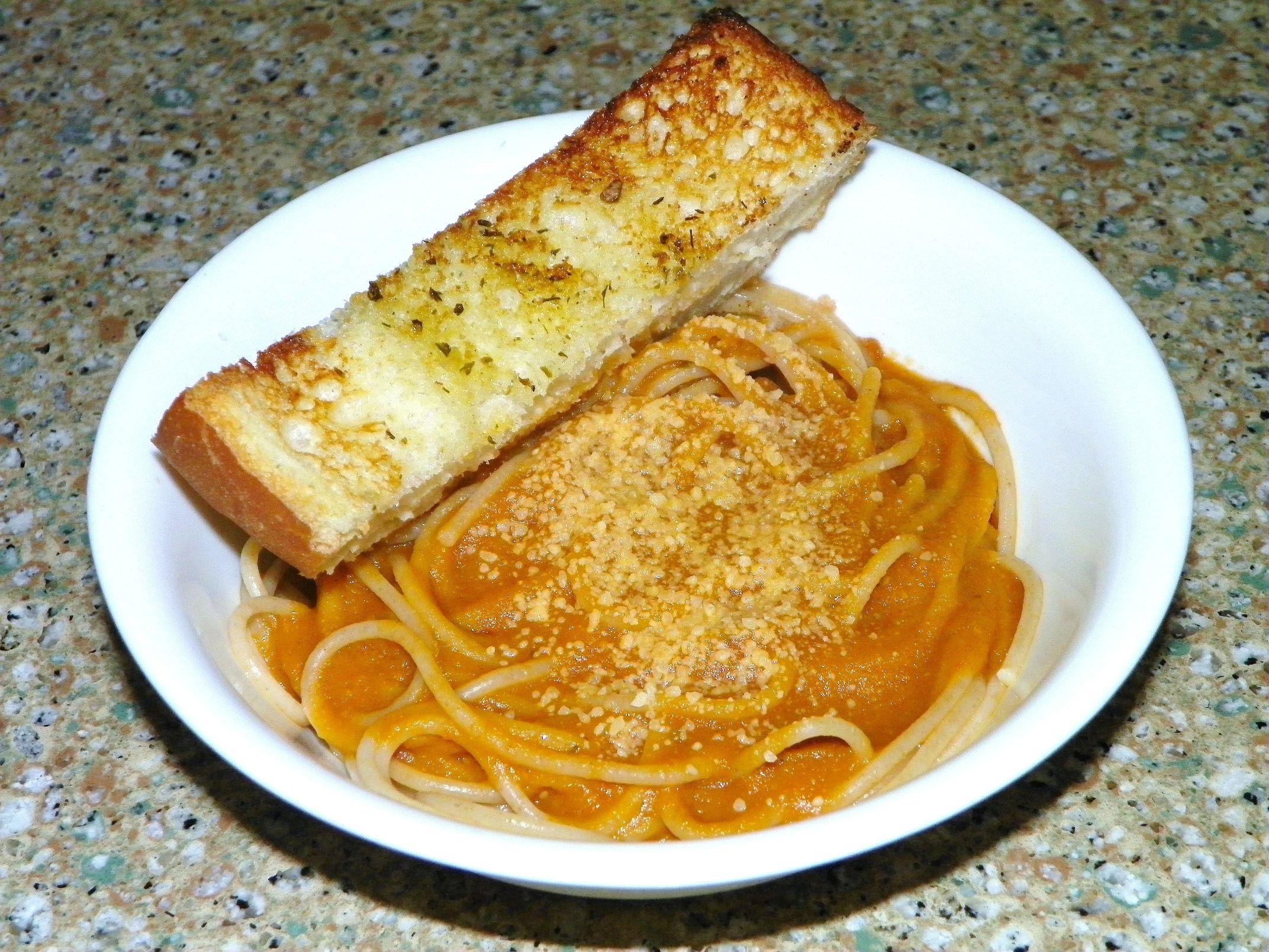 Sneaky Pasta Sauce