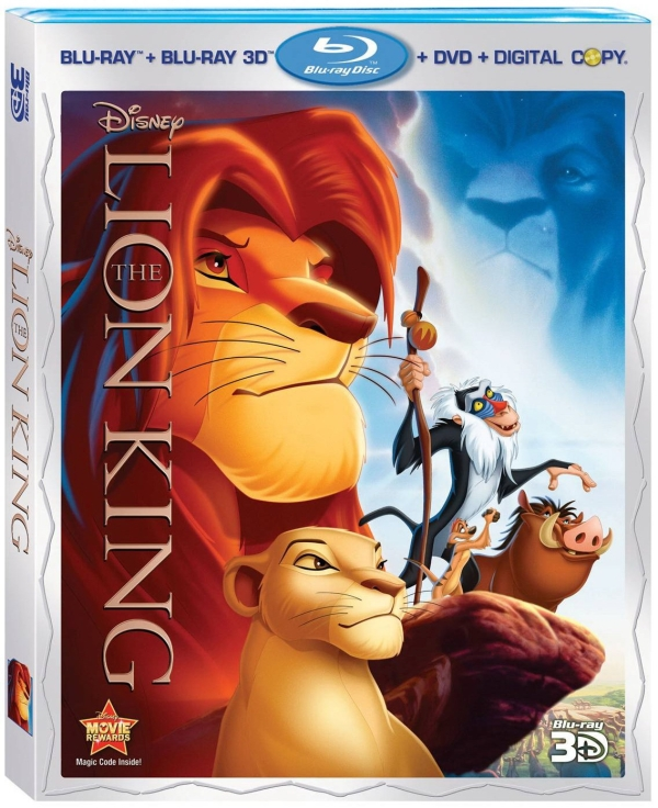 The Lion King in 3D – You'd Better Hurry!