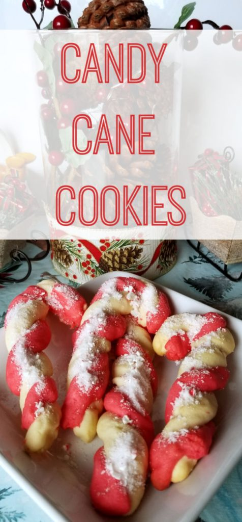 The original recipe for the Betty Crocker Candy Cane cookies so many of us grew up with (not the one in cookbooks now!).