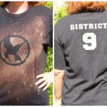 DIY Hunger Games Shirts