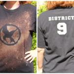 DIY Hunger Games Shirts