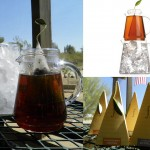Tea Forte Iced Tea Brewing Pitcher