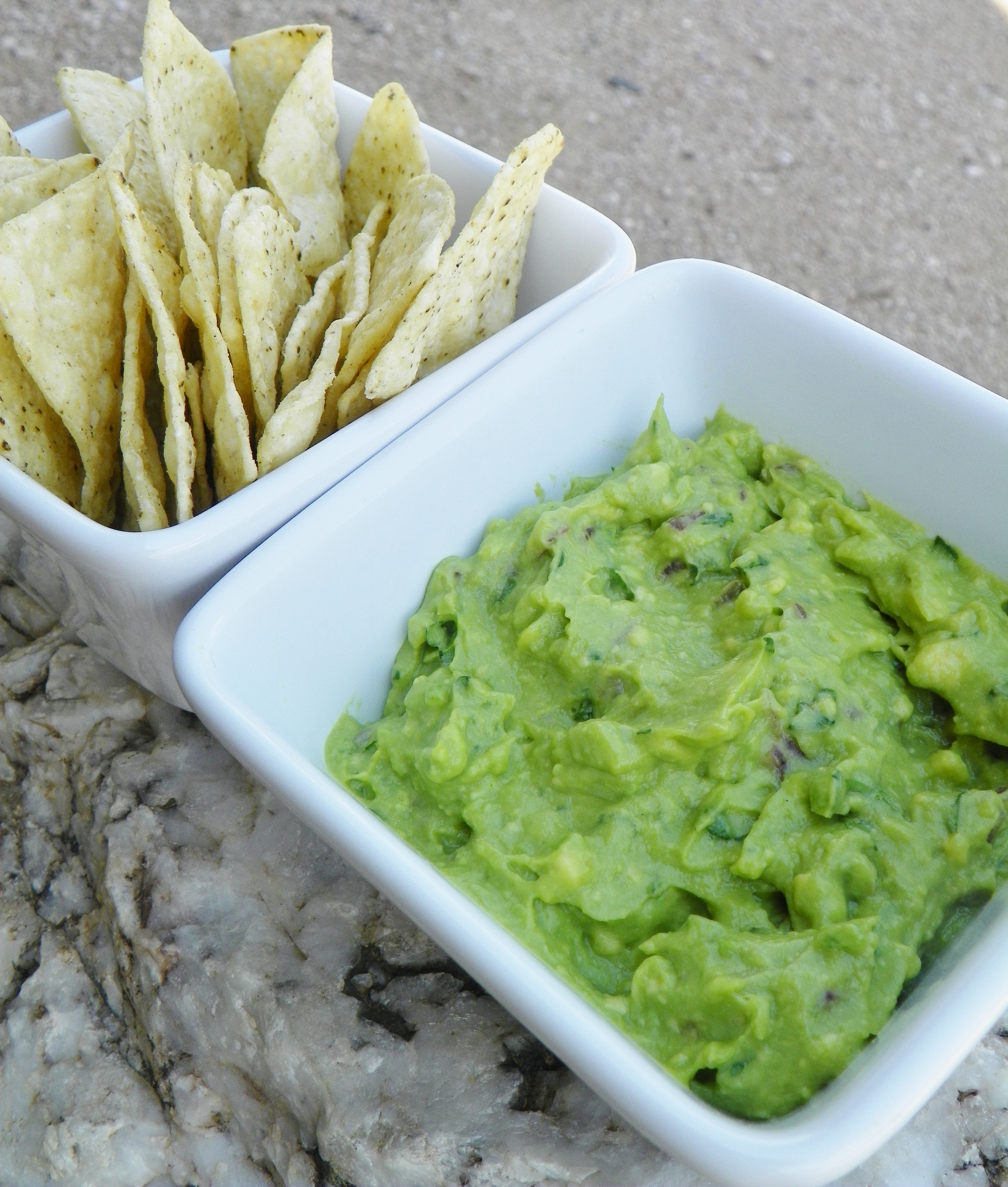 this is the guacamole that made me love guacamole i spent years ...