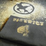 DIY Hunger Games Shirts Update (New Backs and Color)