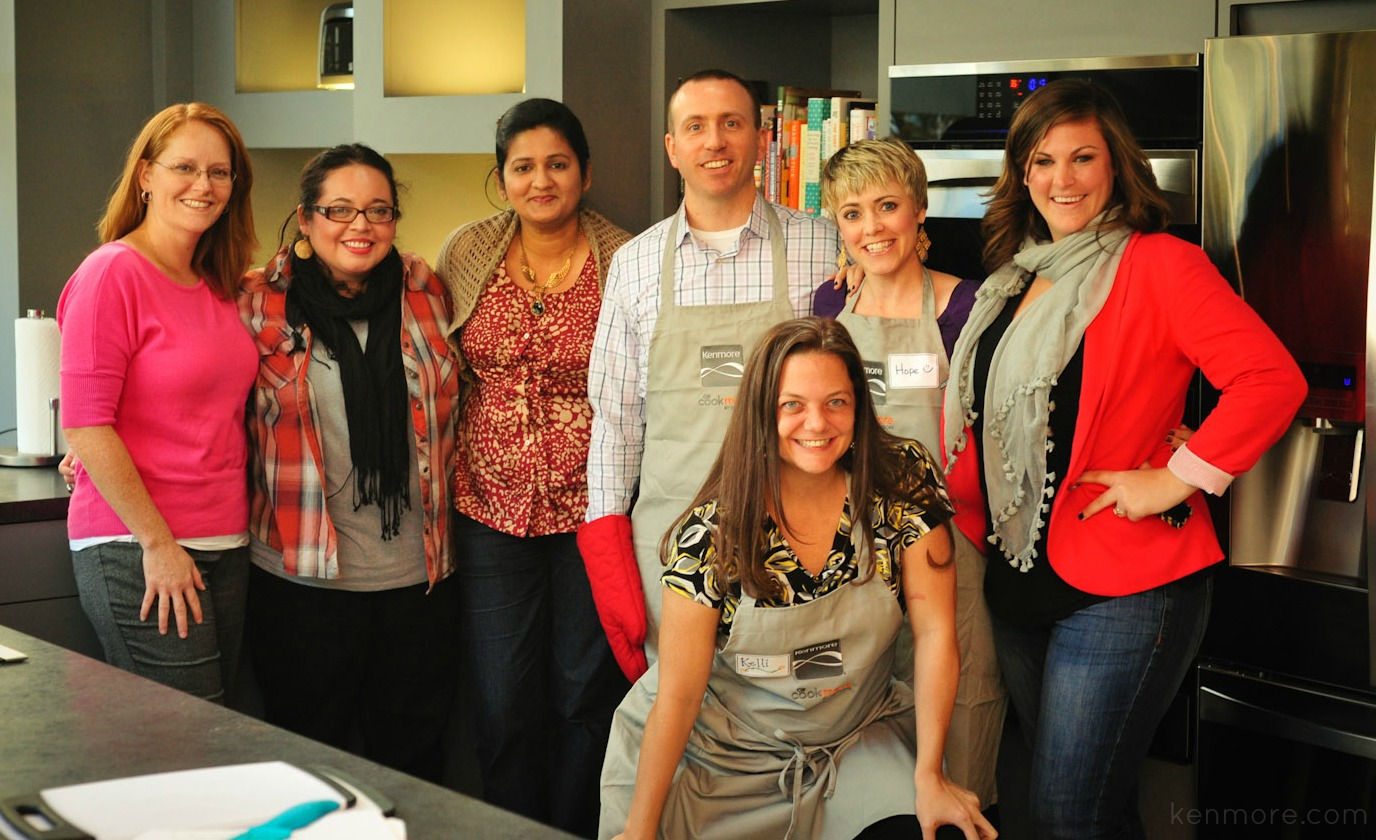 Kenmore Blogger Summit 2012