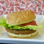 Keep Calm and Grill On With MorningStar Farms Veggie Burgers