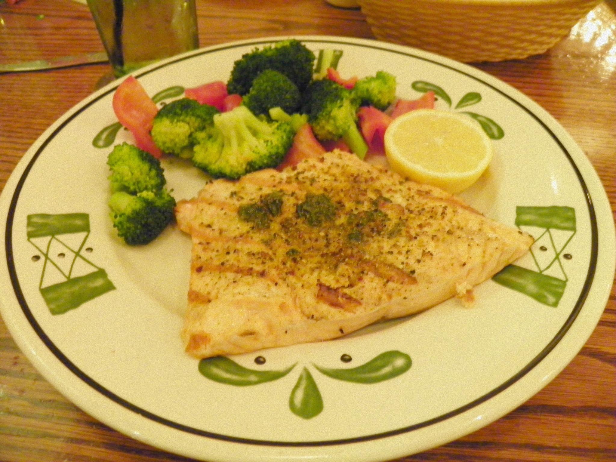 Menu For Olive Garden: Olive Garden's New Lighter Fare Menu (Review