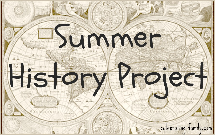 Summer History Project