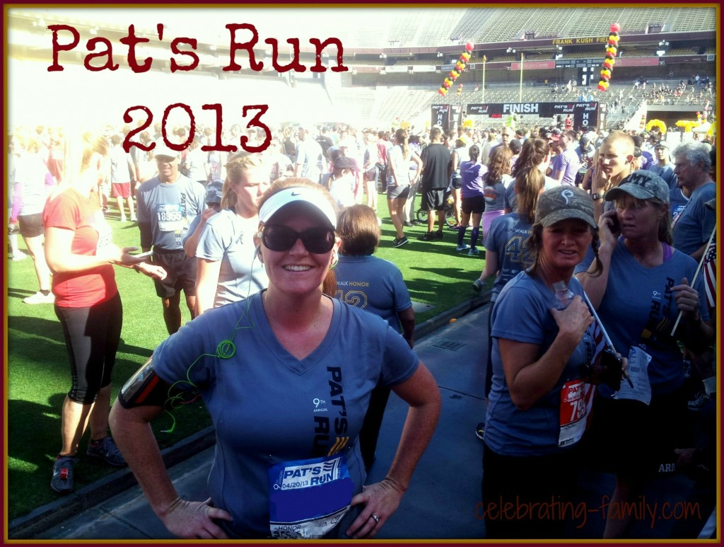 Pat's Run 2013