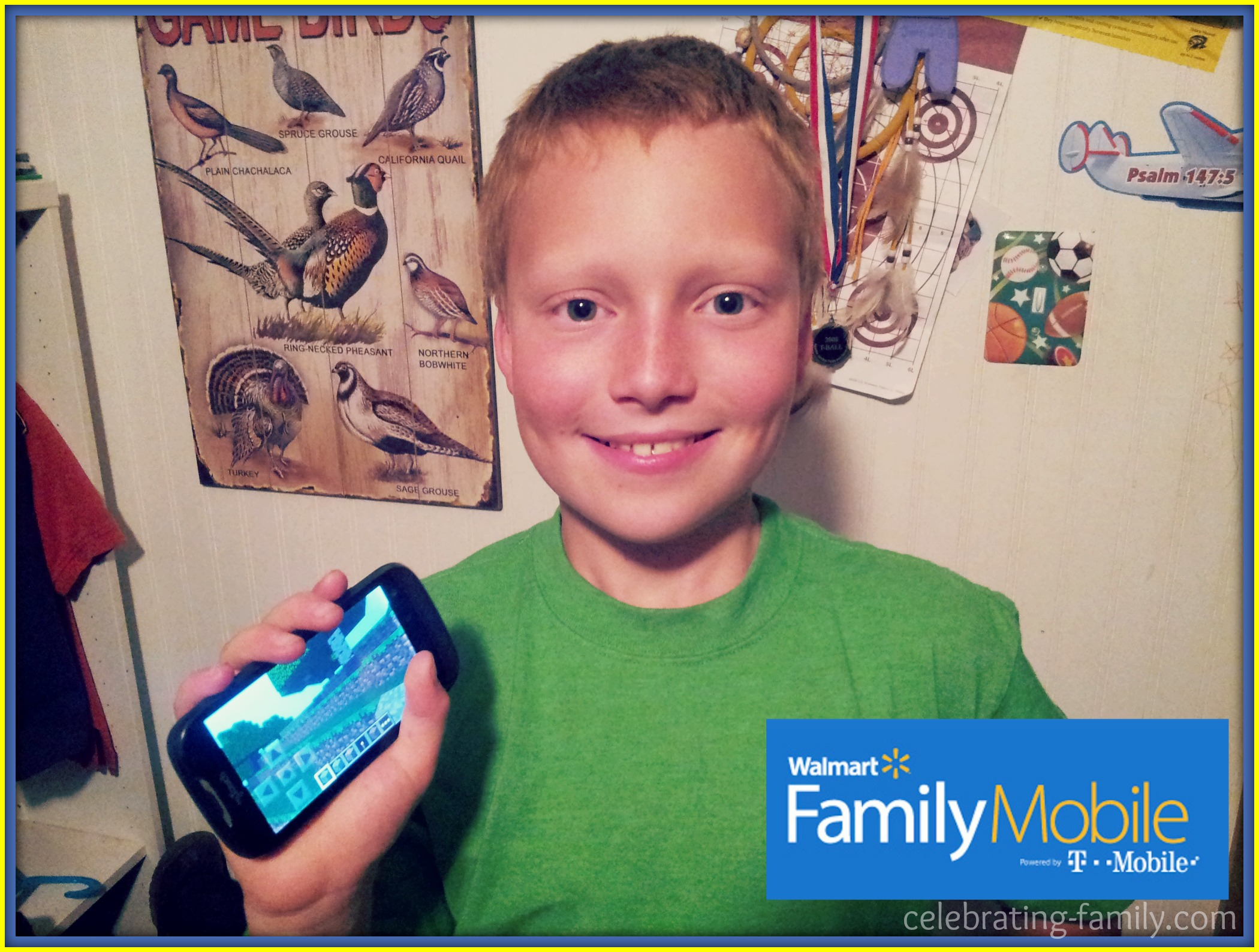 Family Mobile unlimited plans #FamilyMobileSaves