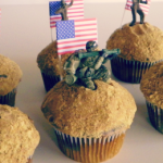 Army Camouflage Cupcakes – Fun and Easy to Make
