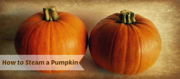 How To Steam A Pumpkin Never Buy Canned Again