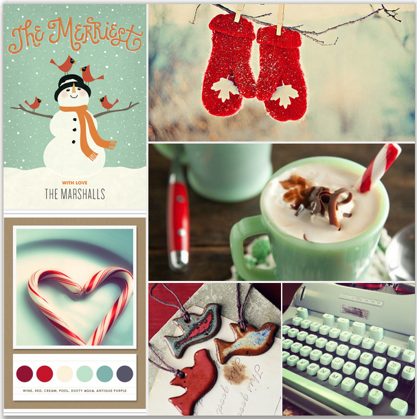 Minted Inspiration Boards
