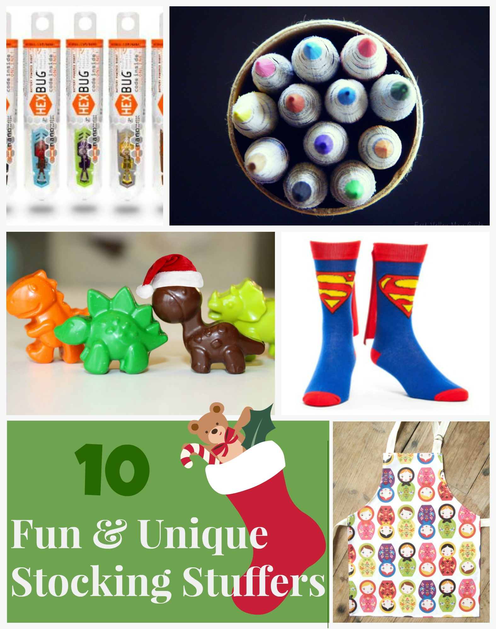 Christmas Stocking Stuffers 10 fun and unique stocking stuffer ideas