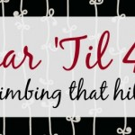 One Year 'Til 40 – Climbing That Hill