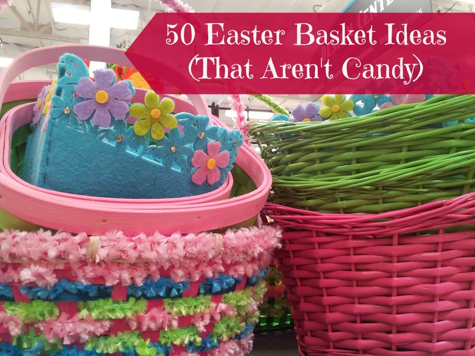 50 fun and unique easter basket ideas that arent candy 50 easter basket ideas that arent candy negle