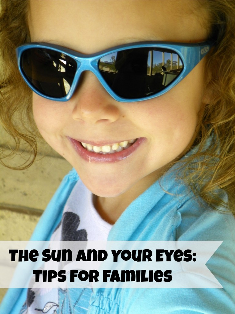 The Sun and Your Eyes: Eye Health Tips for Families