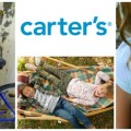 Carter's Fall Style: New Sizes, Styles, and a Giveaway!