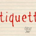 5 Basic Rules of Etiquette My Kids Know (But Many Adults Obviously Don't)