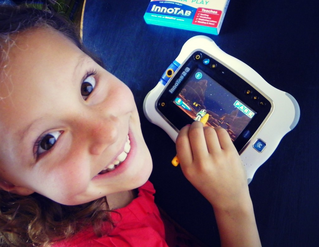 VTech Innotab Game Reviews - Pixar Play and I Spy Adventure