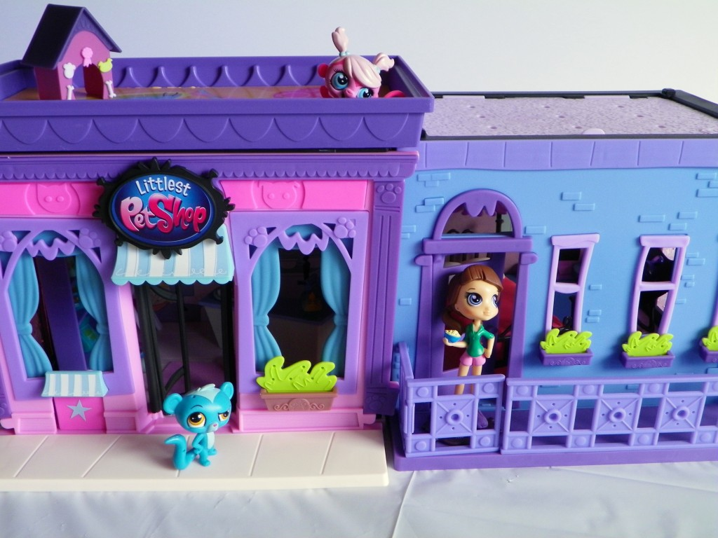 Littlest Pet Shop Style Sets