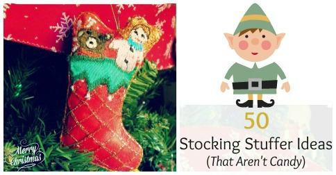 50 Fun Stocking Stuffer Ideas (That Are Not Candy)