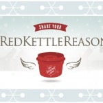 Give Your Children the Gift of Giving – Find Your #RedKettleReason