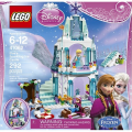 Win a LEGO® brand Disney Princess Elsa's Sparkling Ice Castle