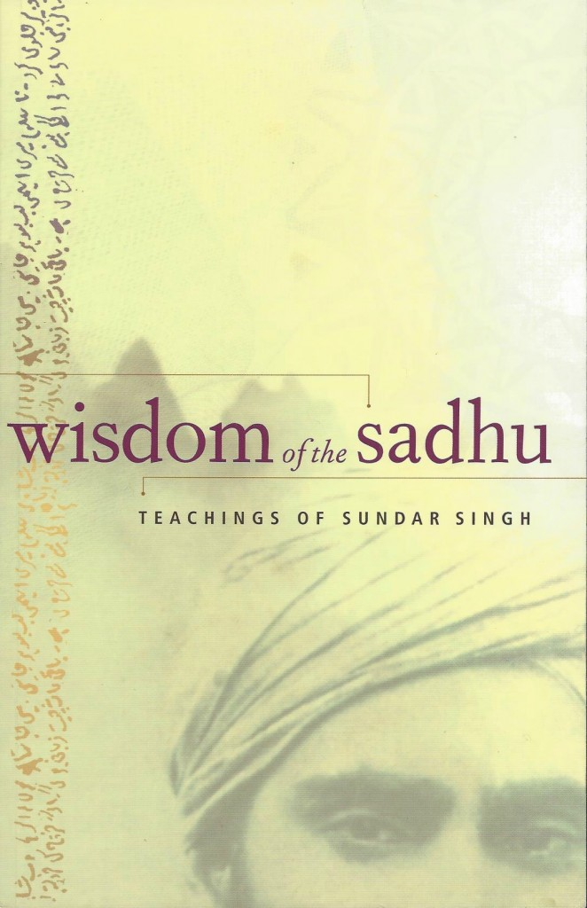 Wisdom of the Sadhu cover
