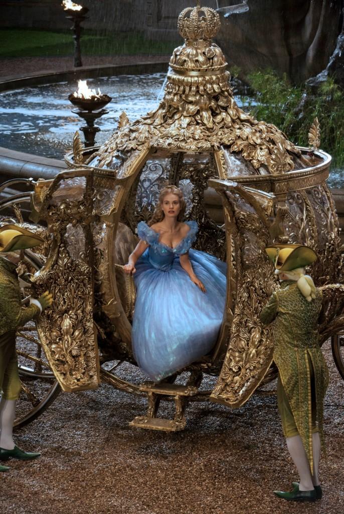 Pumpkin - Cinderella 2015