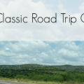 Eight Classic Road Trip Games (Free Printable)