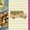 Grilled Chicken Teriyaki Strips and Coleslaw with Pineapple – School Lunch Elevated