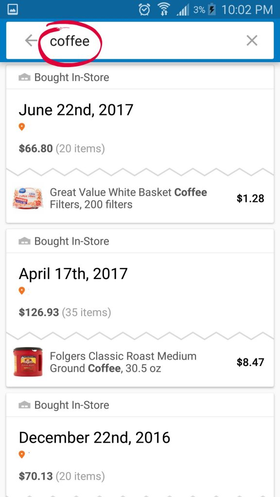 Buy Something Finally By Using The Search Feature You Can See Just How Often Are Buying A Product For Example Type In Cookies And Many