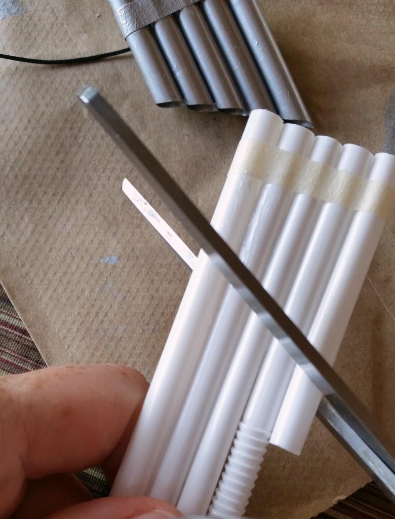 Pan Necklace Craft Step 3