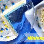 Minions Layer Cake