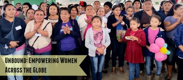 Unbound: Empowering Women Across the Globe