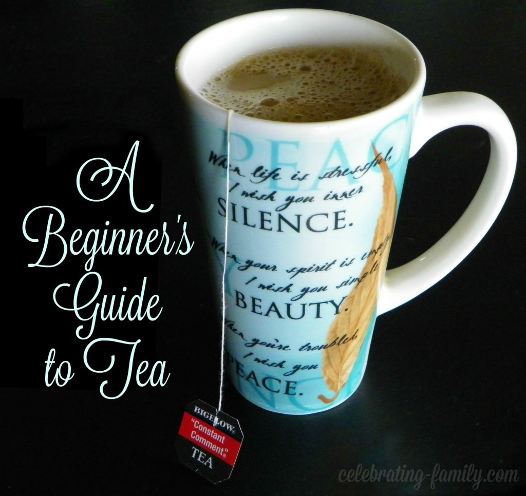 Beginner's guide to tea | Tea tips