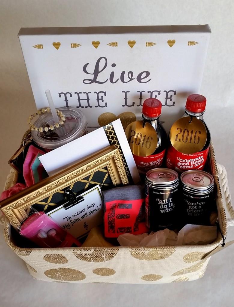 Gift Basket Tips #ExpressUrSelfie #CollectiveBias