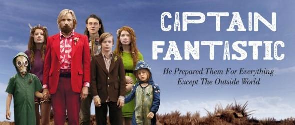 Captain Fantastic (Movie Review)