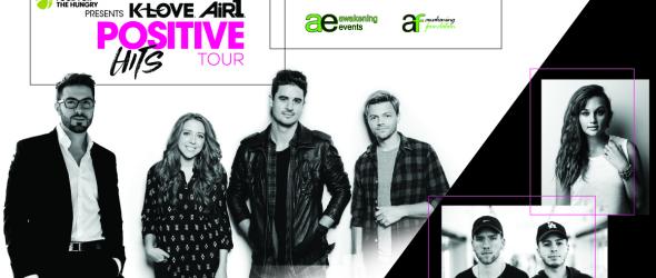 Positive Hits Tour 2016