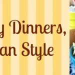 Family Dinners, Italian Style