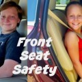 Front Seat Safety Matters