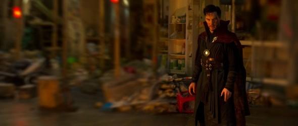 Doctor Strange (2016) Blu-Ray Extras