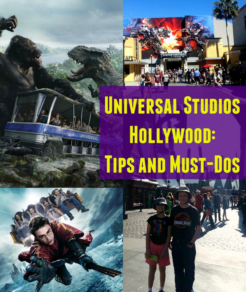 Universal Studios Hollywood: Tips and Must-Dos for the Movie Lover's Theme Park