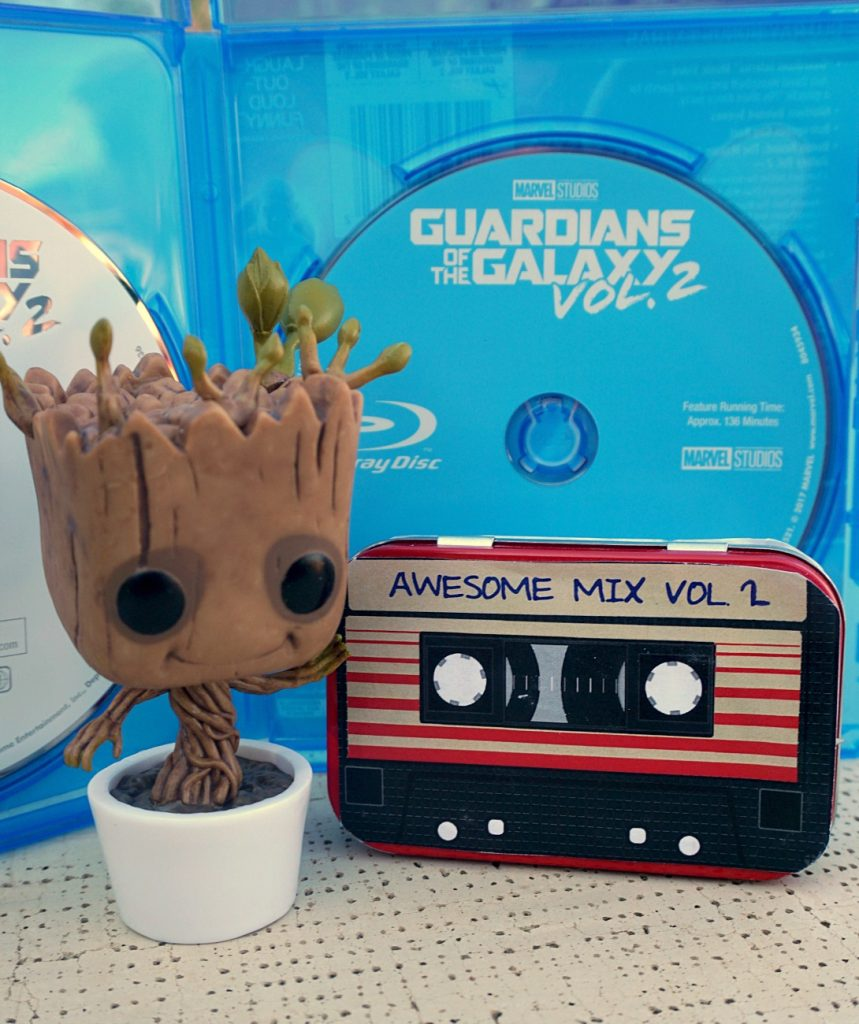 Guardians of the Galaxy Vol. 2 Blu-Ray Extras