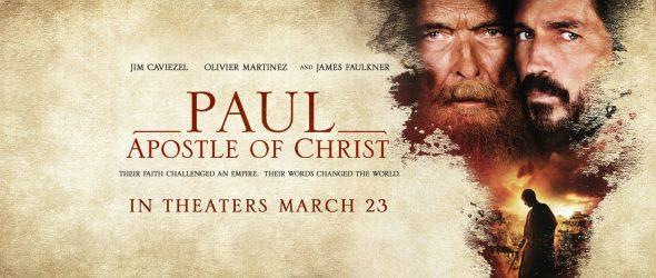 Paul: Apostle of Christ (2018)